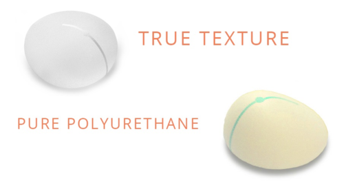 True Texture vs. Pure Polyurethane